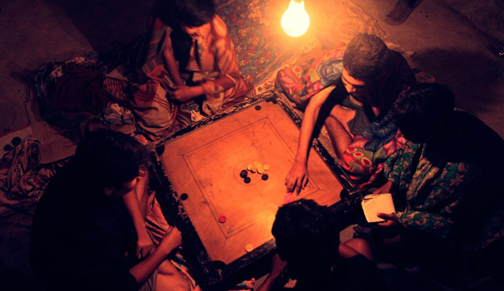 Chippa Calcutta Carom Board