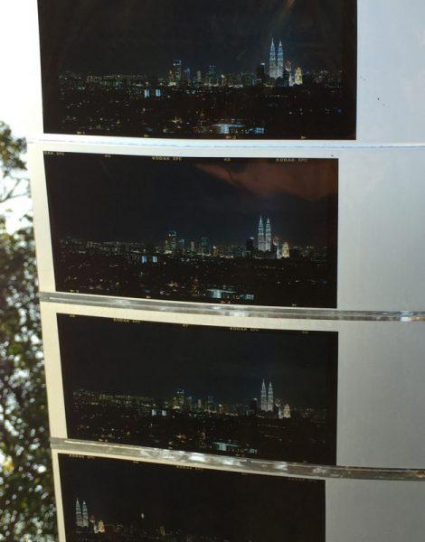 Negatives of Kuala Lumpur